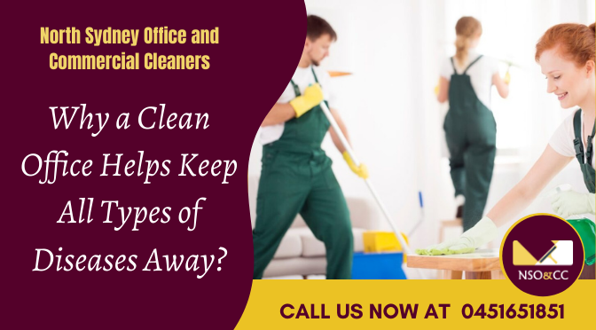 Commercial Cleaning Company Sydney