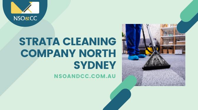 Strata Cleaning Company North Sydney