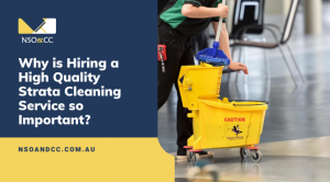 strata cleaning service